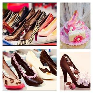 У нас НОВИНКА!!! Шоколадные туфельки!!!