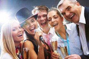 Ищете караоке в Кемерово на Новый год? Ресторан «4 СТИХИИ» - здесь найдётся всё для Вашего отдыха!