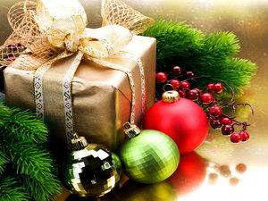 Новогодние подарки. Новый год – 2015!