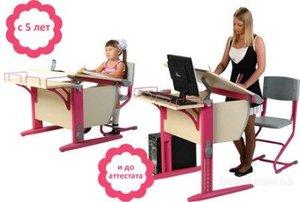 """Детские компьютерные столы """"Дэми"""""""