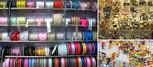 Швейная фурнитура в магазине «Ткани»