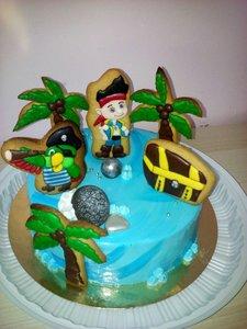 """Детские торты на день рождения в кондитерской """"Ванильное облако"""""""