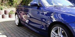 Лучшая защита автомобиля - полировка в Оренбурге!
