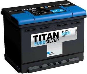 """В ПК """"Аккумулятор"""" вы можете купить автомобильный аккумулятор TITAN по низкой цене."""