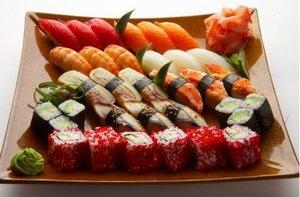 Суши - меню в Туле