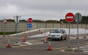 Площадка для вождения Череповец