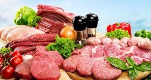 Купить мясо и мясные полуфабрикаты оптом в Вологде