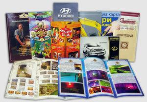 Рекламные буклеты в Вологде