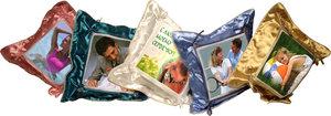 Печать на декоративных подушках