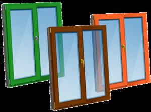 У нас вы можете заказать цветные окна. Обращайтесь!