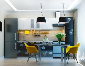 Изготовление мебели для кухни по индивидуальному заказу