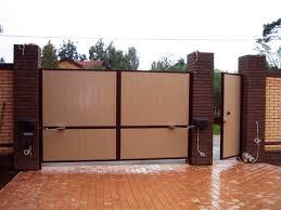 Продажа и монтаж автоматических распашных ворот в Орске