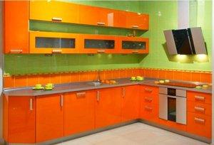 Кухни из акрила - яркие решения для современных интерьеров!