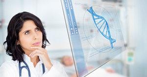 Прием врача-генетика