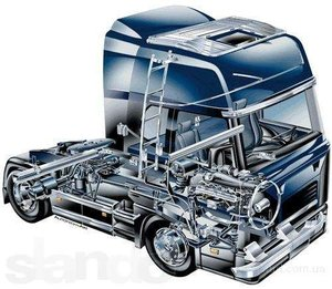 Большой ассортимент автозапчастей для грузовых автомобилей