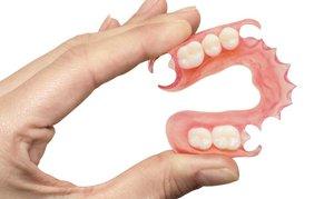 Мягкие нейлоновые зубные протезы