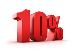 Скидку 10% при самовывозе