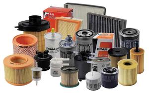 Замена топливного, масляного и салонного фильтров