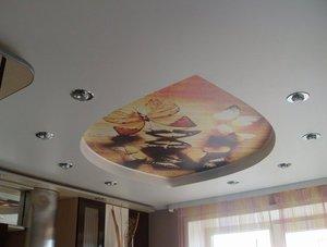 Современный дизайн потолков
