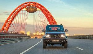 Только в ноябре вы можете купить УАЗ со скидкой до 170 000 рублей!