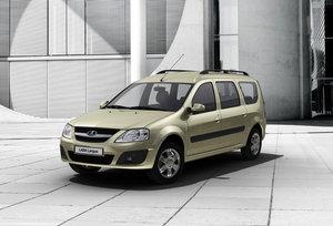 Купить автомобиль LADA Largus (универсал) в Оренбурге по выгодной цене!