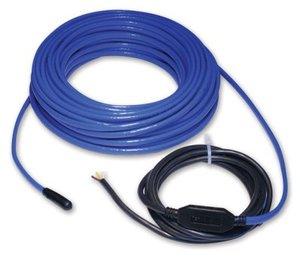 Где применяются кабельные системы обогрева?