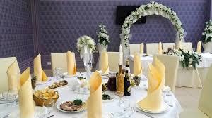 Аренда зала для проведения свадьбы в Оренбурге