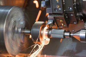 Услуги токарной обработки металла