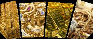 Цена на золото в Череповце