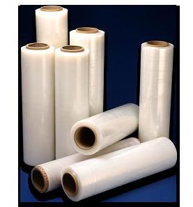Стрейч пленка для использования при ручной и автоматической упаковке