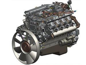Купить двигатель КАМАЗ