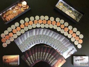 Играй в квесты - зарабатывай монеты!