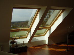 Заказать мансардные окна в Вологде