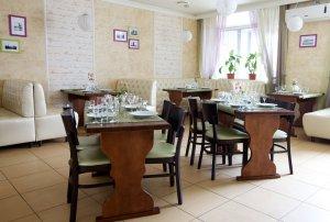 """""""Bazilic"""" - пожалуй, лучшее кафе для дня рождения в Туле!"""