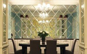 Зеркала, стеклянные столики, кухонные фартуки, зеркальные панно