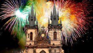 Чехия и Франция: Новогодние праздники в Европе!