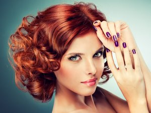 Окрашивание волос + стрижка в ПОДАРОК!