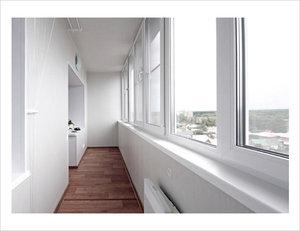 Теплое остекление балконов в Котласе