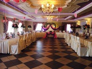 Свадебные залы для любого количества гостей