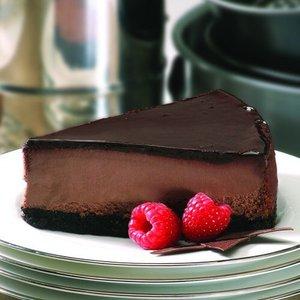 Чизкейк - творожный торт.