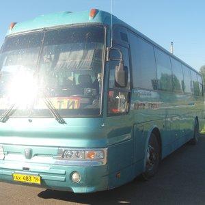 Заказать автобус для перевозки детей в Орске