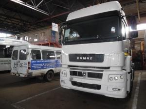 Скидка на седельный тягач КАМАЗ-5490