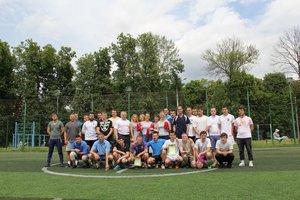 Тульские налоговики провели соревнования по мини-футболу
