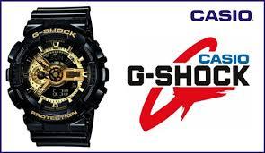 Что подарить мужчине на 23 февраля? Подарите часы-легенду Casio G-Shock