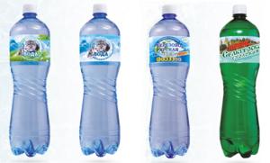 В Ирбис теперь можно заказать воду в объеме 1, 5 литра.