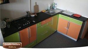 Для комфорта и уюта размер кухни не имеет значения.