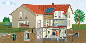 Монтаж систем водоснабжения и водоотведения. Обращайтесь!