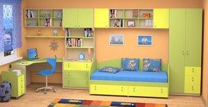 Купить детскую мебель недорого