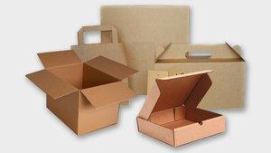 Услуги по изготовлению картонных упаковок на заказ