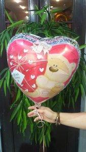 Воздушные шарики ко Дню Влюбленных!
